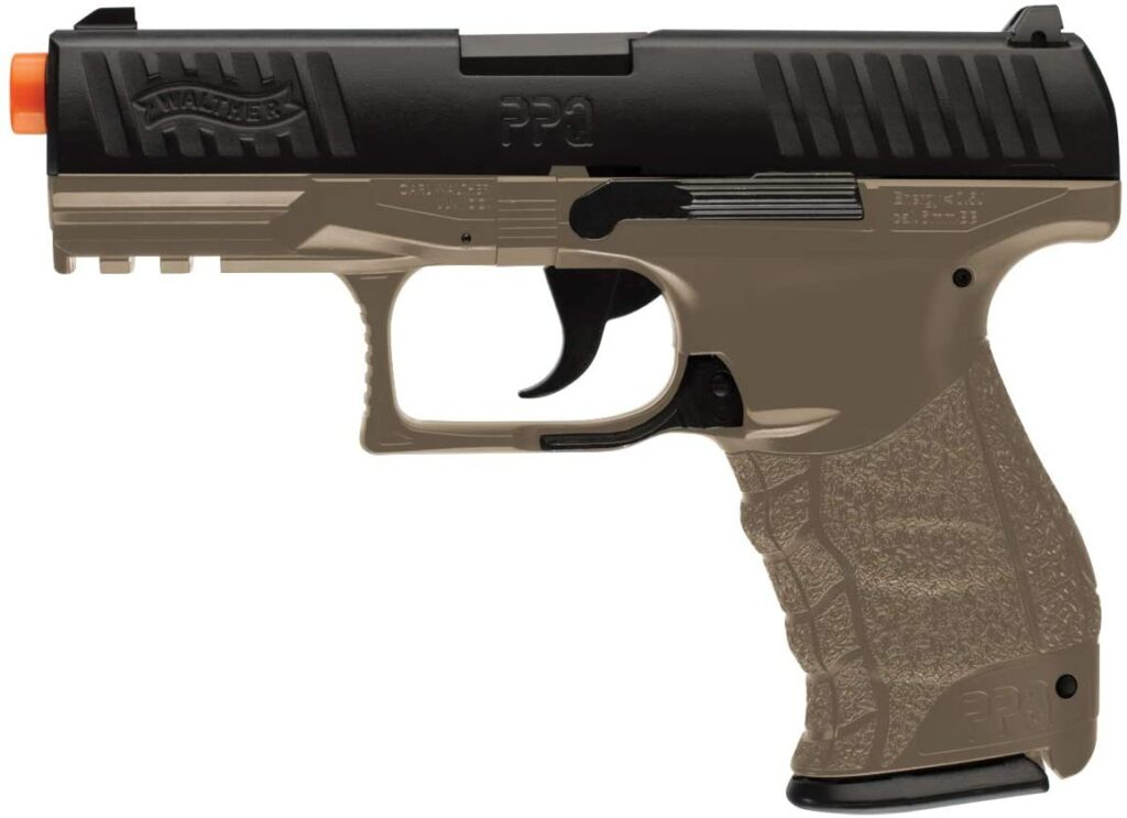Walther Special Operations PPQ Spring Pistol Kit