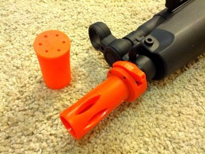 Is It illegal To Remove An Orange Tip On An Airsoft Gun