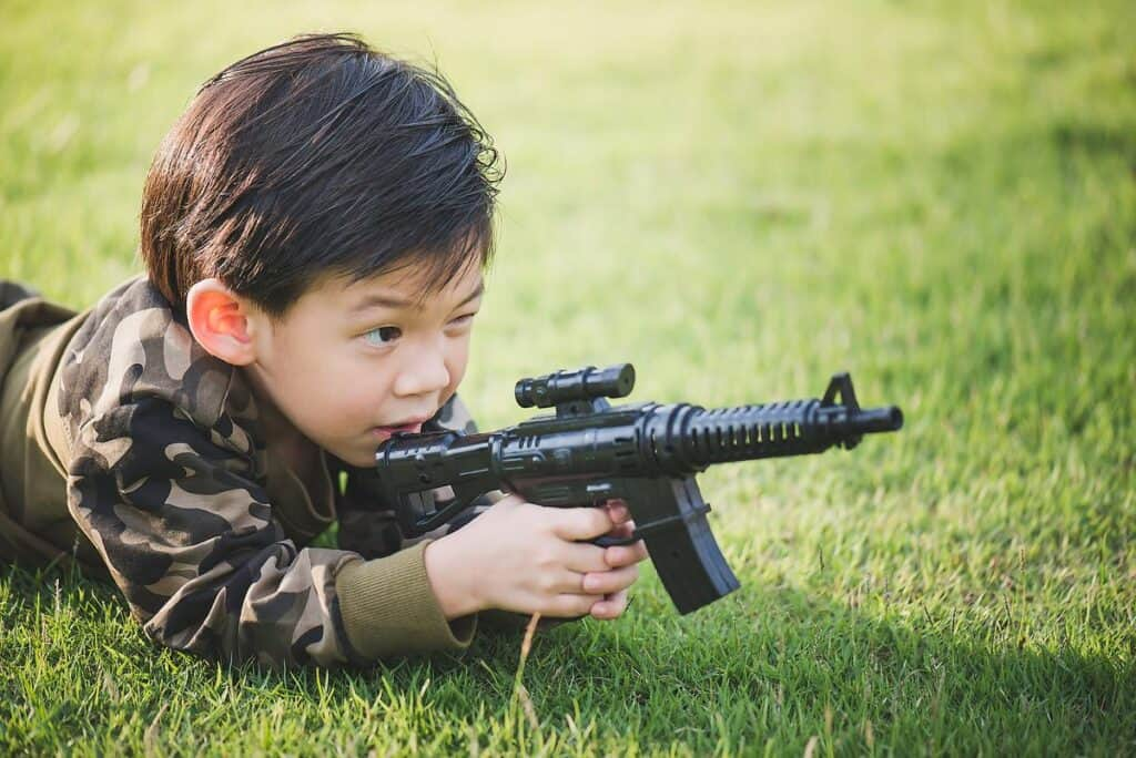 What Age is Too Young to Play Airsoft