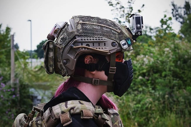 How to Play Airsoft Without Getting Hurt