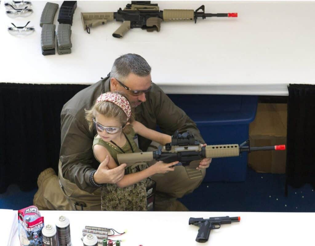 Assessing your Child's Maturity to play Airsoft