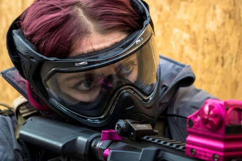 Airsoft and Personal Protective Equipment