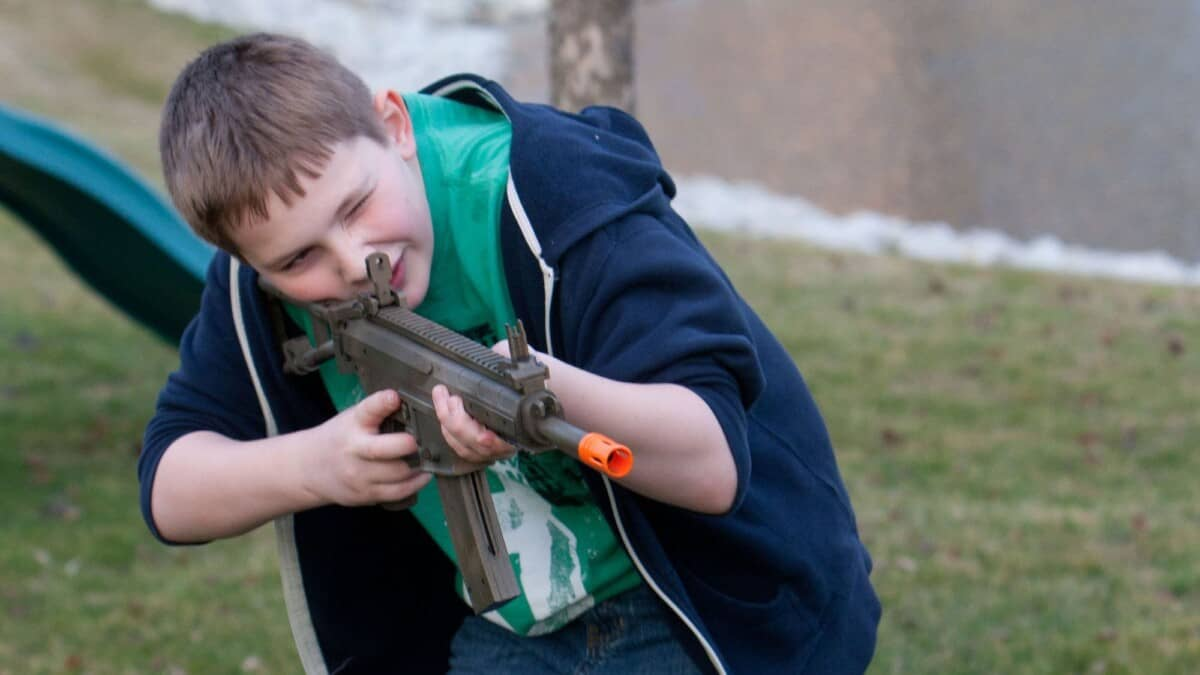 How Old Do You Have To Be To Play Airsoft? What Age Is Too Young?
