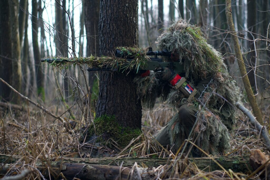 Airsoft Tactics for Woodland Gameplay