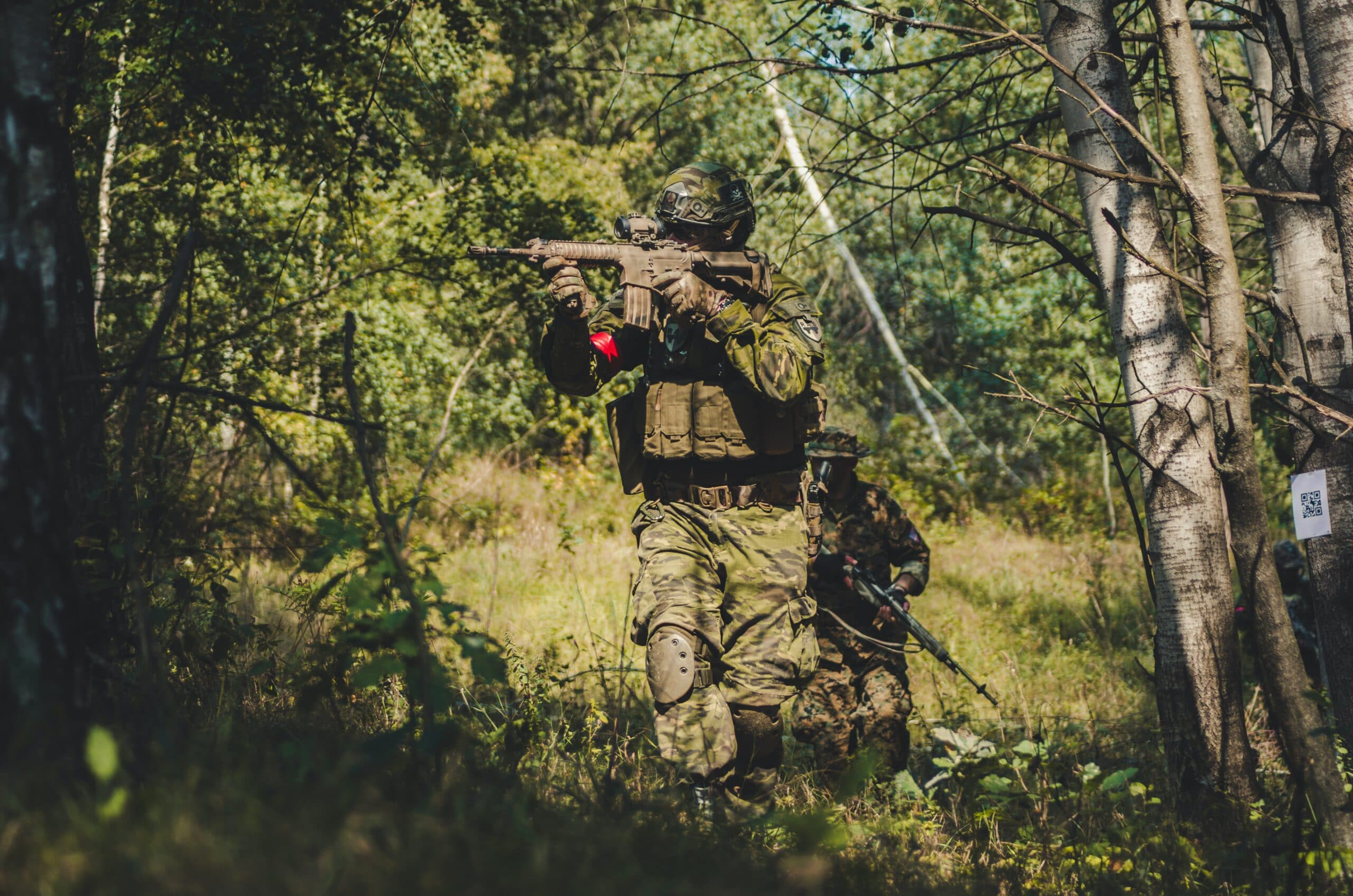 11 Airsoft Tactics for Woodland Gameplay - 2021