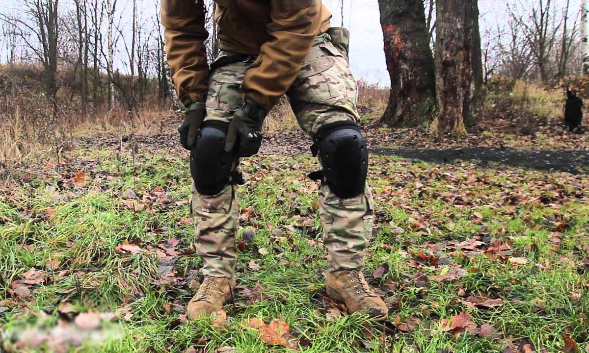 5 Best Knee Pads for Sliding in Airsoft