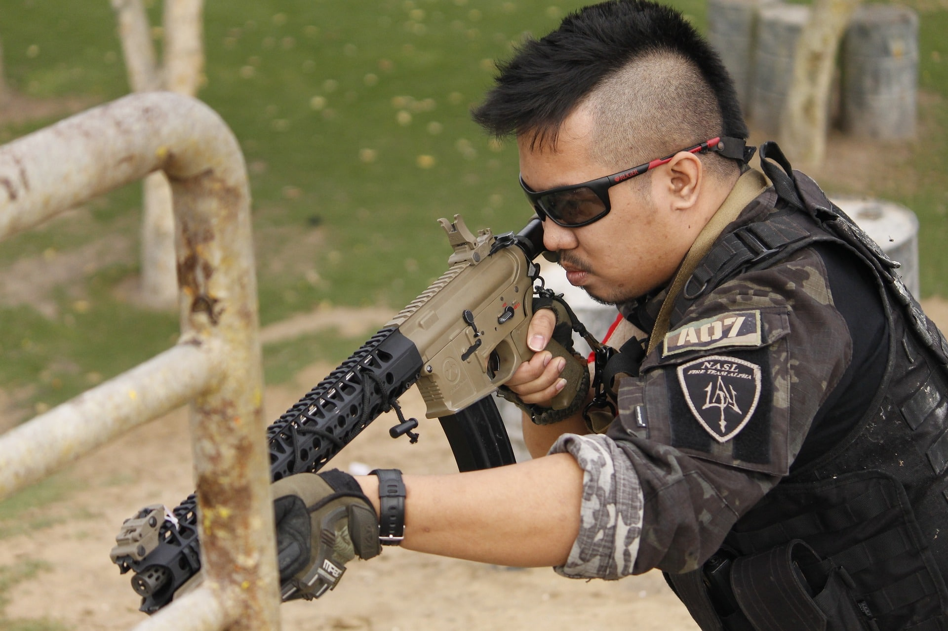 12 Airsoft Tactics for Beginners Guide
