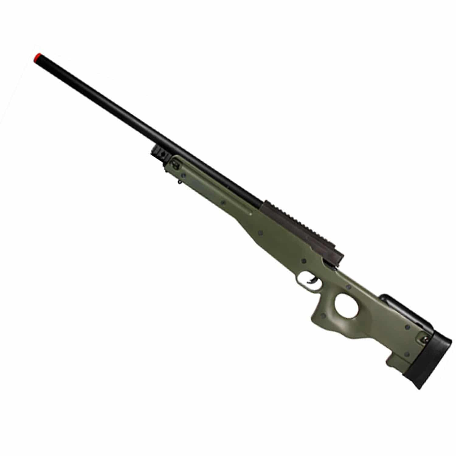 AGM L96 AWP Bolt Action Airsoft Sniper Rifle Review 2021